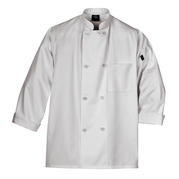 Dickies Occupational DCP118 LONG SLEEVE 8-BUTTON CHEF COAT