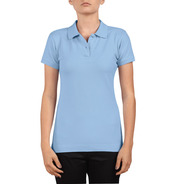 Dickies Occupational PQ924 Juniors Short Sleeve Pique Polo