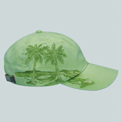 Adams LPPT1 Palm Trees Resort Cap