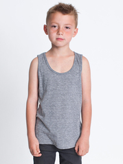 American Apparel RSATR208 Youth Tri-Blend Tank