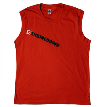 Engine Down - Girly Tank - Women's