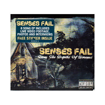 Senses Fail - From The Depths Of Dreams - CDs