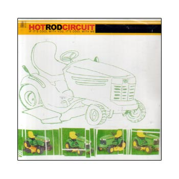 Hot Rod Circuit - If It's Cool With You, It's Cool With Me - CDs