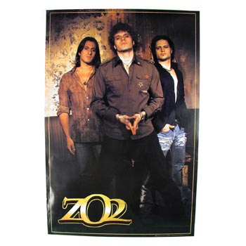 ZO2 - Band Picture - Posters and Calendars