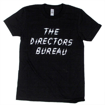 The Directors Bureau - Shatter on Black Slim Fit Fine Jersey T-Shirt - Women's