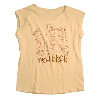 New Black - Meercats - Women's