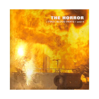 The Horror - First Blood Parts I and II - Sale Items