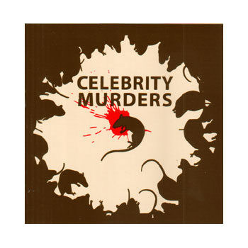 Celebrity Murders - Time to Kill Space - CDs