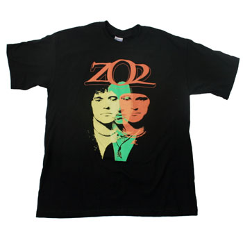 Z02 - Tricolor Faces - T-shirts