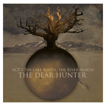 The Dear Hunter - Act I: The Lake South, The River North - CDs