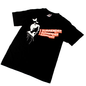I Surrender Records - Screaming - T-shirts