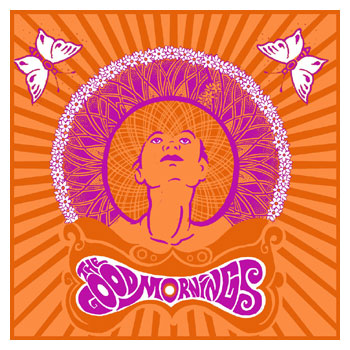 The Goodmornings - S/T - CDs