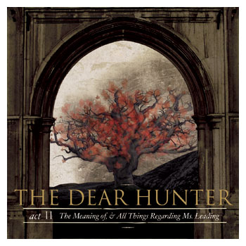 The Dear Hunter - Act II: The Meaning of, & All Things Regarding Mrs. Leading - CDs