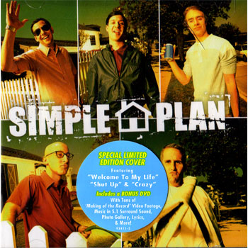 Simple Plan - Still Not Getting Any (CD/DVD) - CDs and DVDs