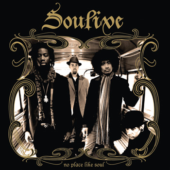 Soulive - No Place Like Soul Album - CDs