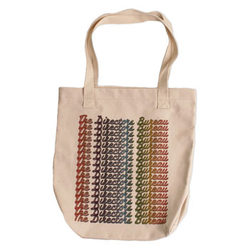 The Directors Bureau - Rainbow Tote Bag - Accessories