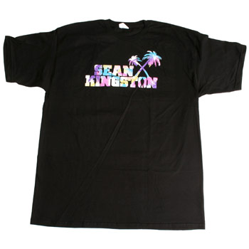 Sean Kingston - Palm Tropical - T-shirts
