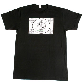 Tom Green - Test Pattern - T-shirts