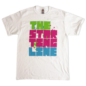 The Starting Line - Neon - T-shirts