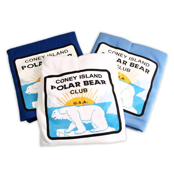 Coney Island Polar Bear Club - Blanket - Blankets
