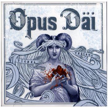 Opus Dai - Tierra Tragame - CDs