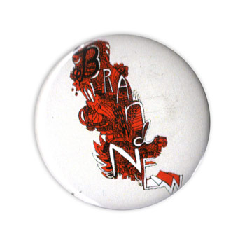 Brand New - Shoulder Doodle 1 1/2 Button - Accessories