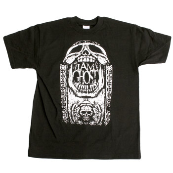 I Am Ghost - Tombstone - T-shirts