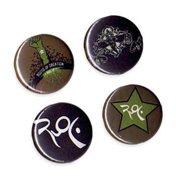 Roots of Creation - Assorted Pin Pack - Accessories
