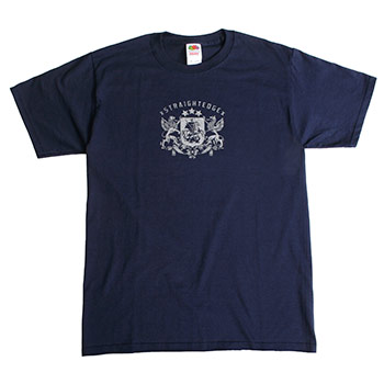 True Till Death - Knight Crest - T-shirts