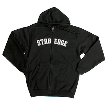 True Till Death - STR8 EDGE - Sweatshirts