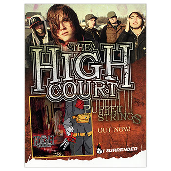 The High Court - Puppet Strings - Sale Items