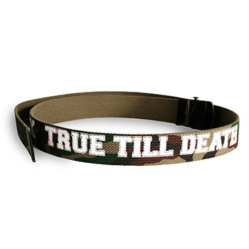 True Till Death - XXX Drug Free - Accessories