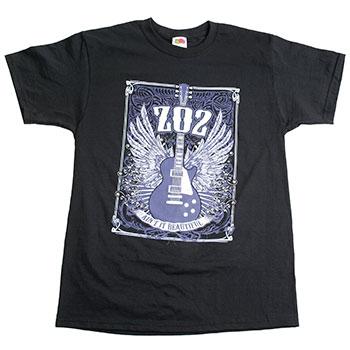 ZO2 - Guitar - T-shirts