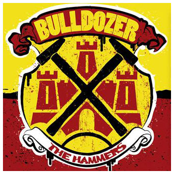 Bulldozer - The Hammers - CDs