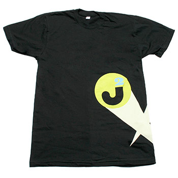 Just Jared - Spotlight on Black American Apparel Fine Jersey Slim Fit - T-shirts