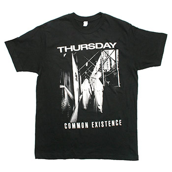 Thursday - Nuns on Black Fine Jersey Slim Fit - T-shirts