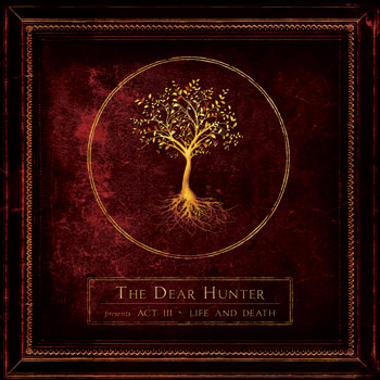 The Dear Hunter - Act III: Life And Death - CDs