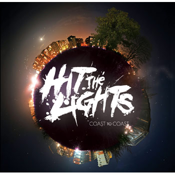 Hit The Lights - Coast To Coast EP - CDs
