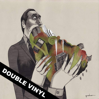 As Tall As Lions - You Can't Take It With You Double Disc Vinyl - Vinyl