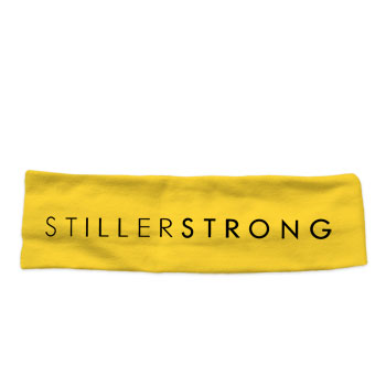 StillerStrong -  Headband autographed by Ben Stiller *Limited to 200* - Accessories