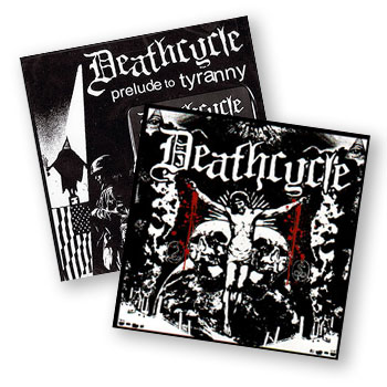 Deathcycle - Self-Titled/Prelude To Tyranny - CDs