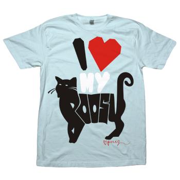 Perez Hilton - Poosy Cat - T-shirts