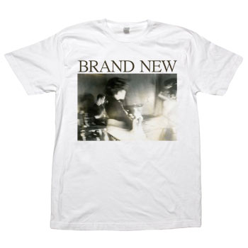 Brand New - Ghost on White - T-shirts