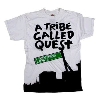 A Tribe Called Quest - Linden Blvd - T-shirts