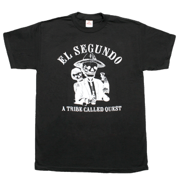 A Tribe Called Quest - El Segundo - T-shirts