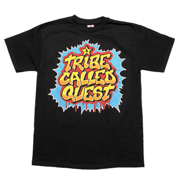 A Tribe Called Quest - Wild Style - T-shirts