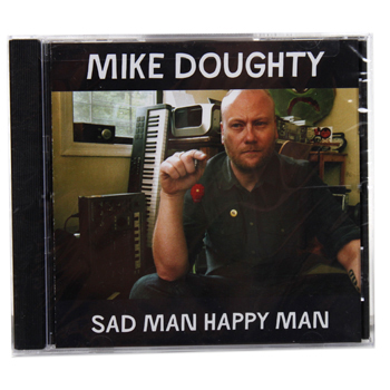 Mike Doughty - Sad Man Happy Man - CDs