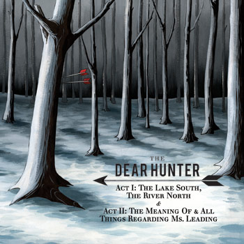 The Dear Hunter - Act I and Act II Triple Vinyl - Vinyl