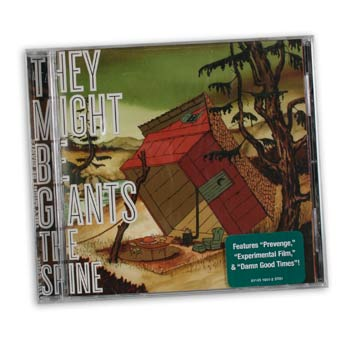 They Might Be Giants - The Spine - CDs and DVDs