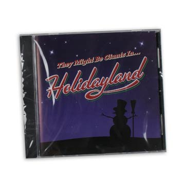 They Might Be Giants - Holidayland - CDs and DVDs